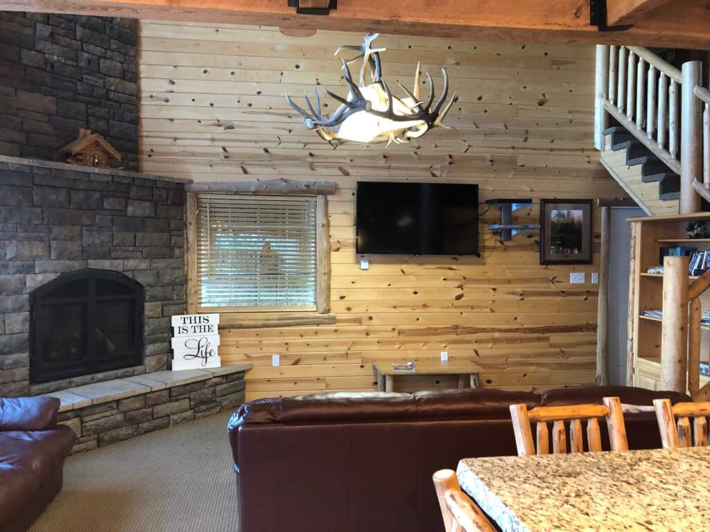 Island Park Cabin Rentals West Yellowstone Cabin